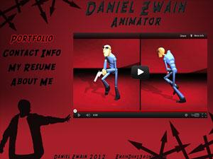Daniel Zwain's Portfolio