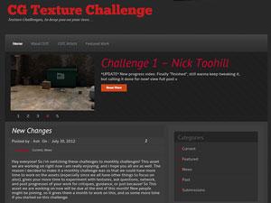 CG Texture Challenge