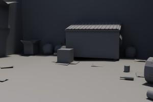 Challenge 1 Scene